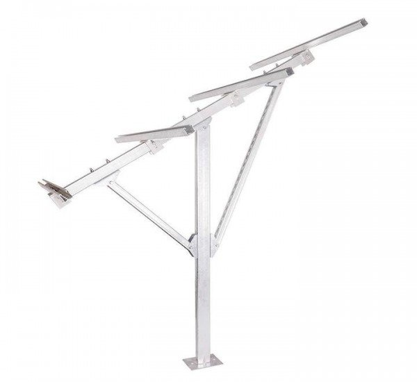 4 ft. Multi-Panel Adjustable Mounting System