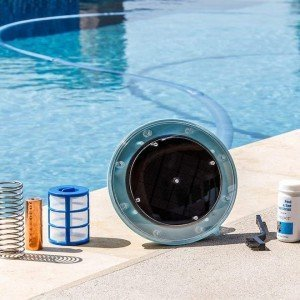 Solar Pool Ionizer by Solareum