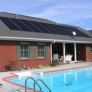 In-ground/Above Ground Swimming Pool Solar Panel Heating System