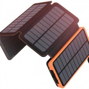 25000mAh Portable Solar Power Bank