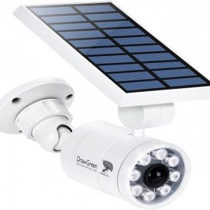 Solar Outdoor Motion Sensor
