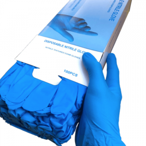 Nitrile Disposable Gloves by Solareum